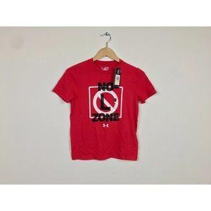 Heat Gear Under Amour Boy T-Shirt Sz: YM